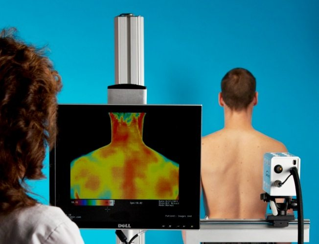 Back & Neck Thermogram