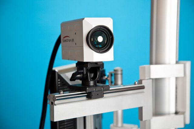 Spectron Camera On Arm