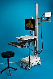 Products- Spectron IR 640x480 Imaging Workstation