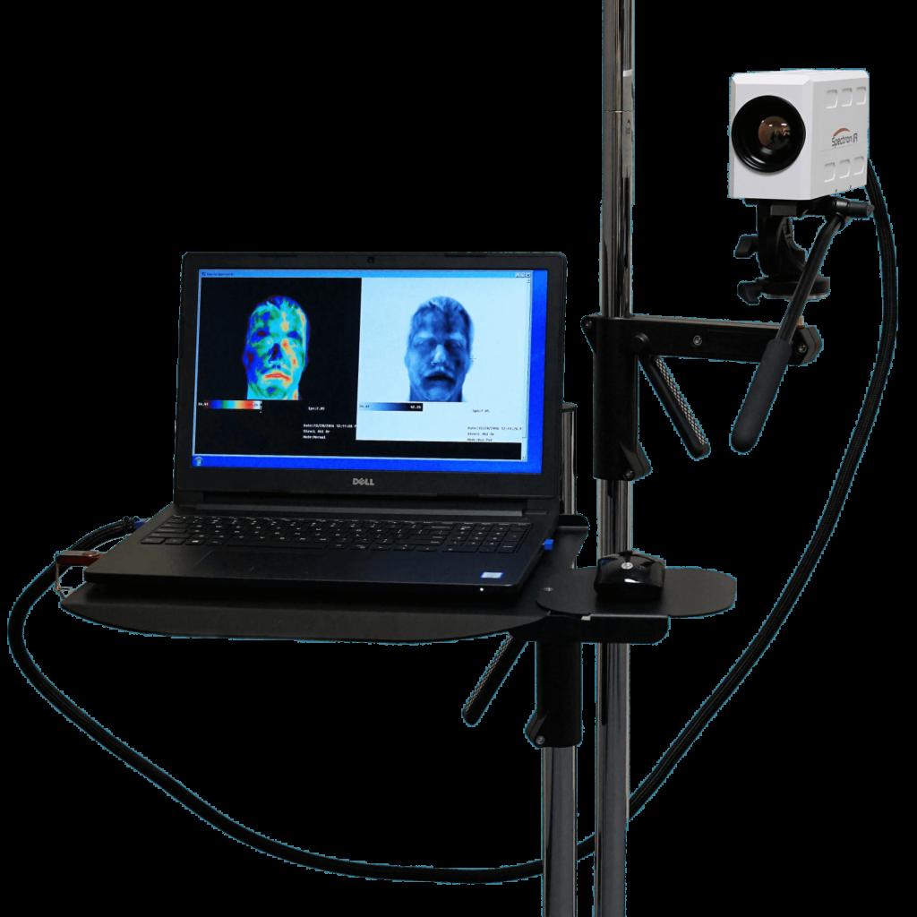 Spectron IR thermal imaging basic system